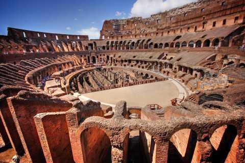 Roma: Excursão Privada a Pontos Turísticos da Cidade com Almoço