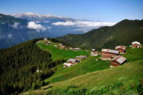 Trabzon: Ayder Highland Mountains Day Trip with Lunch
