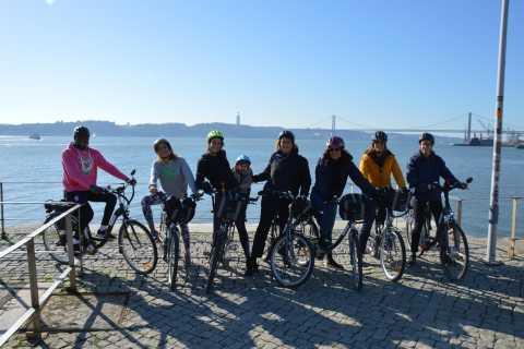 Lisbon: Night E-Bike Tour