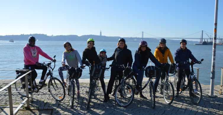Lisbon: Night E-Bike Tour
