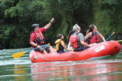 La Fortuna: Flotador Safari en la Selva del Río Sarapiquí