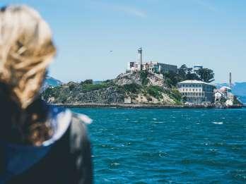 Ab San Francisco: Alcatraz-Nachttour & Yosemite-Tagestour