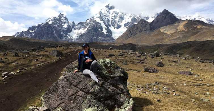 From Cuzco: Full-Day Ausangate Trek