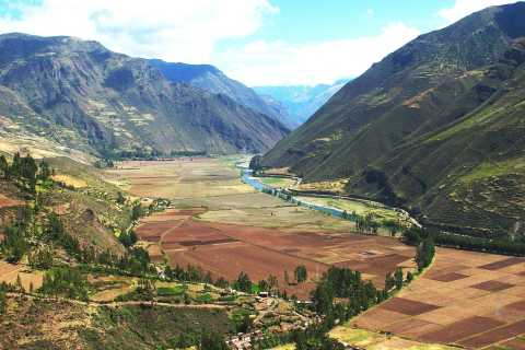 From Cusco: Sacred Valley Tour with Buffet Lunch