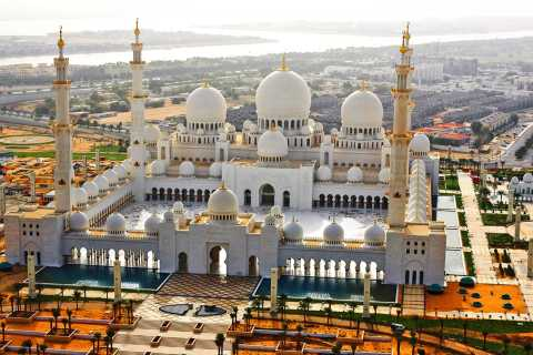 Abu Dhabi: Half-Day Guided City Tour