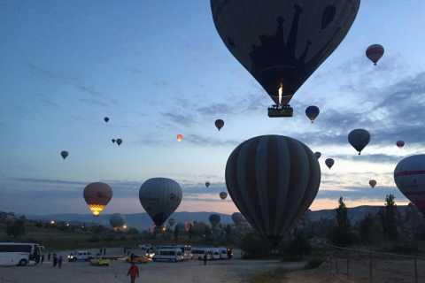 Cappadocia: Hot Air Balloon Watching