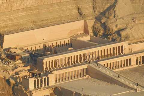 Vanuit Marsa Alam: privédagtrip naar Luxor per auto