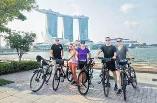 Singapur: Historische Fahrradtour