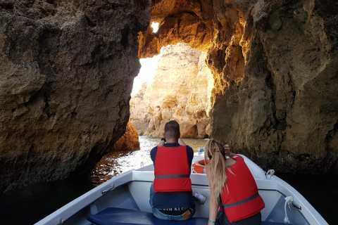 Lagos: Ponta da Piedade Grotto 1-Hour Tour with Local Guide