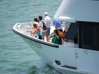 Die Original Millionaire's Row Bootsfahrt