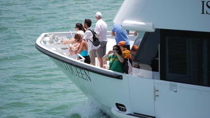 The Original Millionaire's Row Cruise