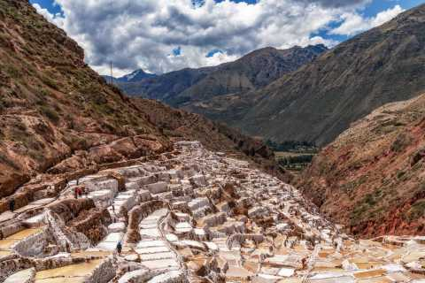 Cusco: Chinchero, Moray, and Salt Mines Tour