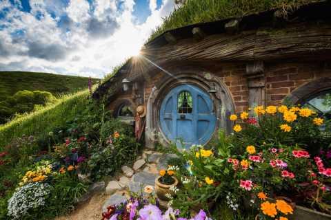 Auckland: Hobbiton e Rotorua com Te Puia Tour