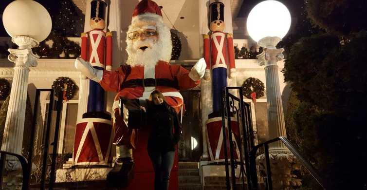 New York City: Dyker Heights Christmas Lights Tour