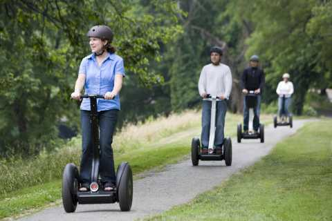Strasbourg: 1.5-Hour Guided Segway Tour