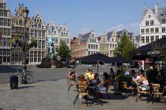 Antuérpia: excursão a pé histórica de 3 horas a pé