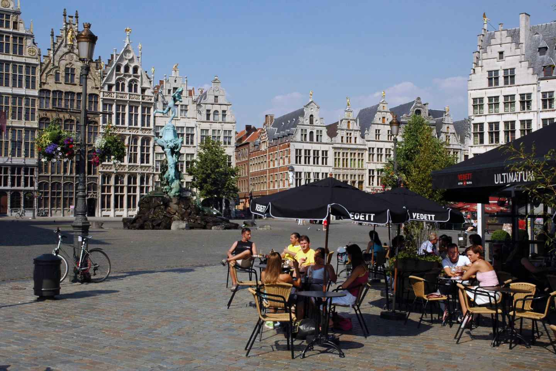 Antwerpen: Privater historischer Stadtrundgang (3 Stunden)