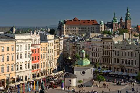 Krakow: Walking Tour with Visit to Wawel Castle