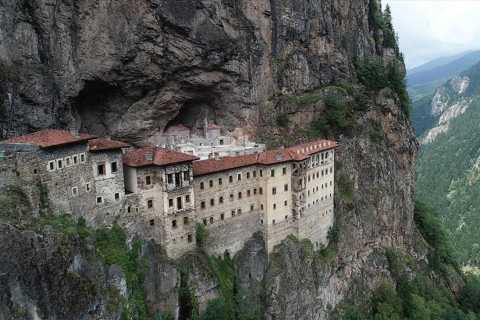 Trabzon: Sumela Monastery Day Tour with Lunch