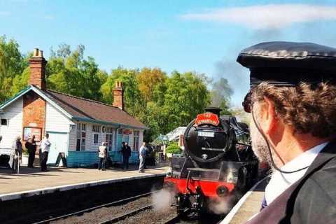 From York: Moors, Whitby, and the Yorkshire Steam Railway
