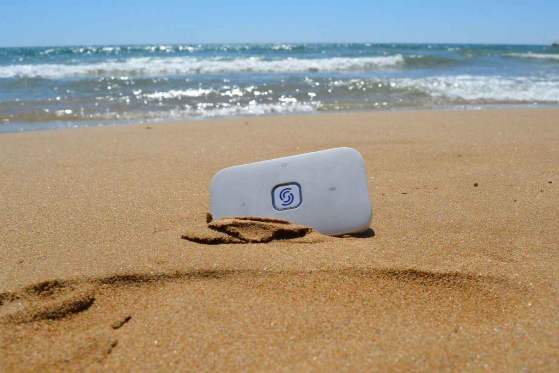 Antalaya: Unbegrenztes 4G Internet mit dem Pocket Wi-Fi