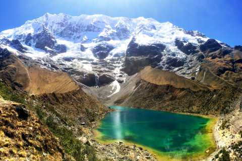 Cusco: Humantay Lake with Breakfast and Buffet Lunch