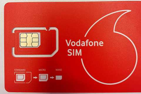 Auckland Airport: 4G SIM Card for New Zealand