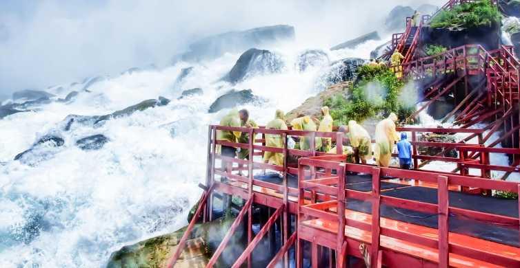 From NYC: Overnight Niagara Falls Day Trip