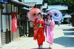 Ingresso de admissão ao Kyoto Studio Park