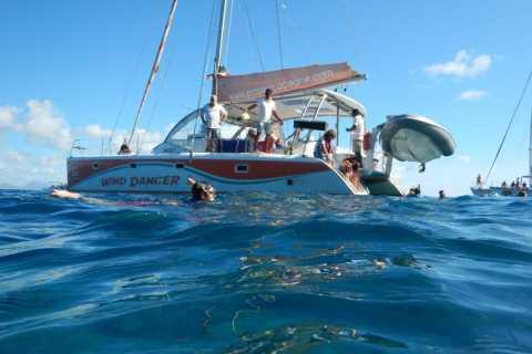 Mauritius: crociera in catamarano per le isole a nord