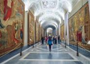 Fast Track: Sixtinische Kapelle und Petersdom