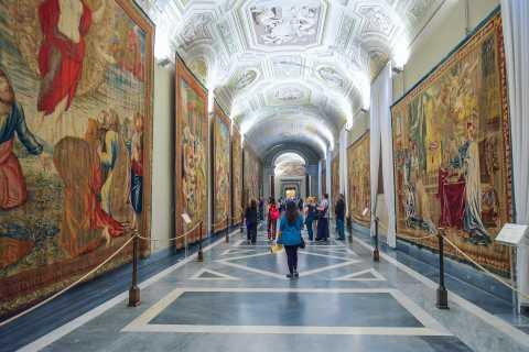 Fast Track: Sistine Chapel & St. Peter's Basilica