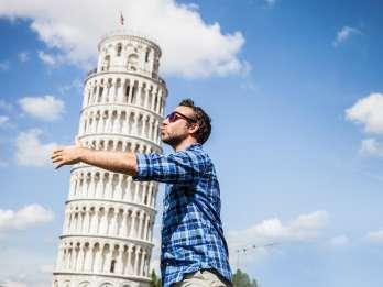 Florenz: Halbtägiger Busausflug nach Pisa