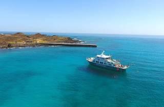 Fuerteventura: Fähren- und Eintrittsticket zur Lobos Island
