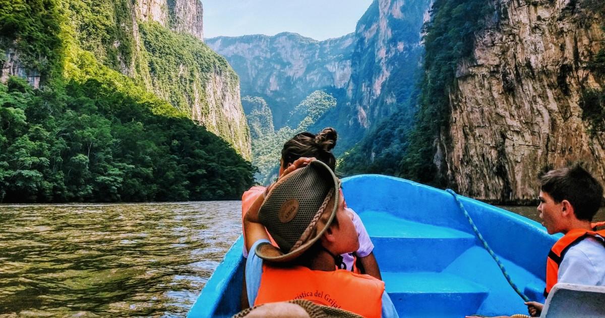Sumidero National Park Full-Day Trip from Tuxtla Gutiérrez   GetYourGuide