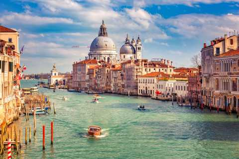 Venice: Day Trip from Rome by High-Speed Train with Gondola