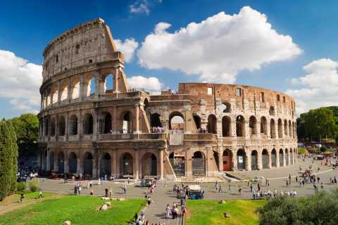 Imperial Rome: Coliseum, Roman Forum and Palatine Hill Tour