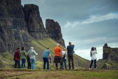 De Edimburgo: Excursão de 3 Dias Ilha de Skye e Terras Altas