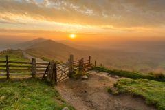 De Manchester: Viagem de um dia a Derbyshire e Peak District