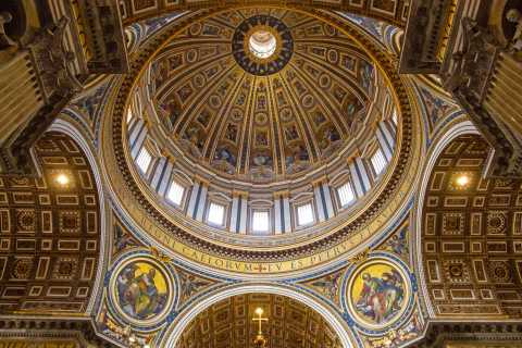 Rome: Vatican City Guided Tour with Skip-The-Line Tickets