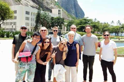 Rio de Janeiro: Full-Day Shore Excursion from Pier Mauá