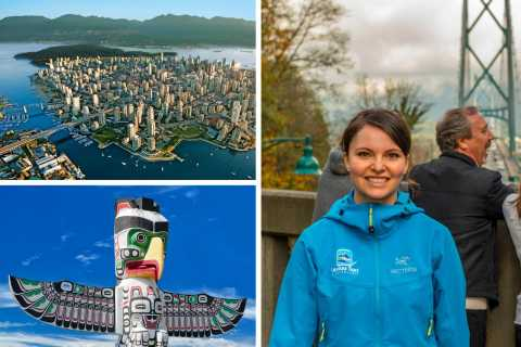 Vancouver City Highlights: 4-Hour Tour