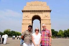 Nova e Velha Délhi: Excursão Guiada de 8 Horas em Grupo