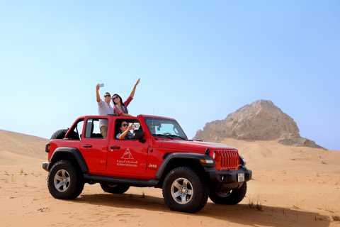 De Dubai: Jeep Adventure Safari