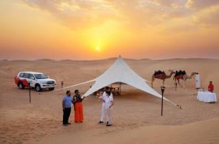 Dubai: Sonnenaufgangssafari