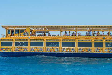 Marsa Alam: Nefertari Sea Scope Sunset Trip met transfers