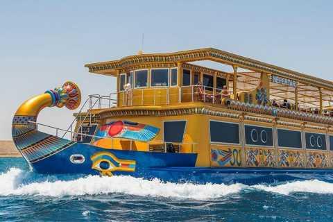 Marsa Alam: Seascope-boottocht met lunch en stadstour