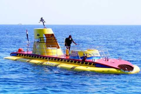 Marsa Alam: Seacope Semi Submarine Trip met transfers