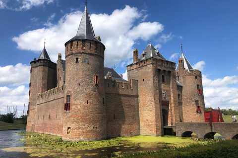 Castelo de Amsterdã e City Tour de Utrecht