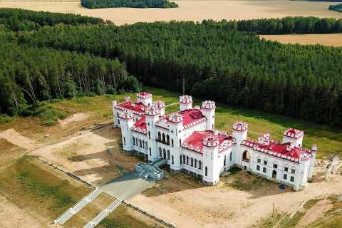 From Minsk: 4 Main Castles of Belarus In 1 Day Private Tour